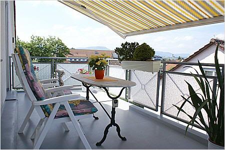 3 zimmer maisonette eigentumswohnung eislingen Markise balkon eigentumswohnung